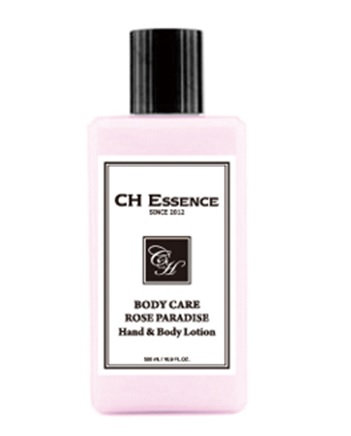*售完*CH Essence Body Lotion-Rose Paradise 保濕潤澤乳液-玫瑰