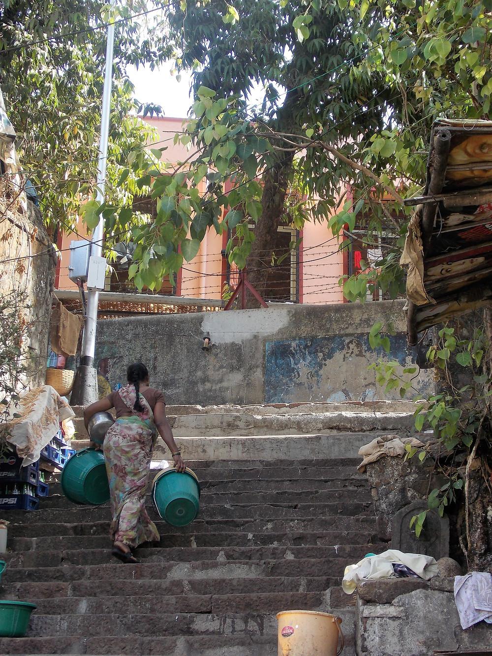 Local Woman India