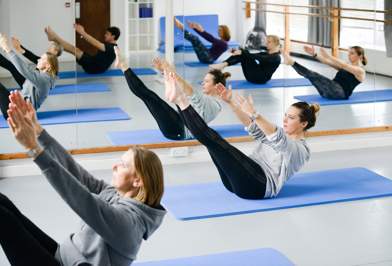 Pilates 'Tuesday Tone' Level 3