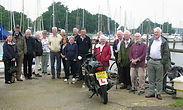 Catenian Group at Birdham Marina.jpg