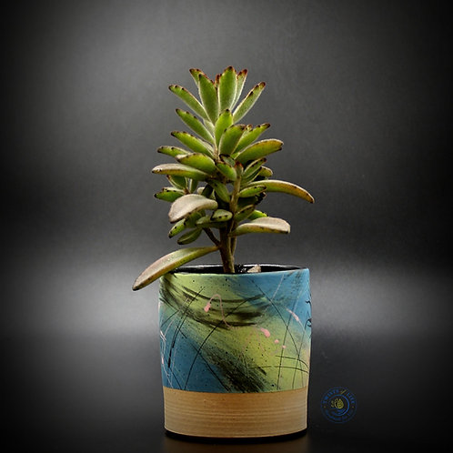 Tamarama - Abstract Art Planter