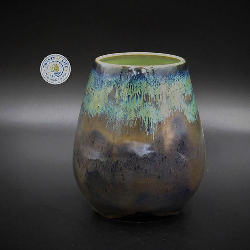 Twists of Life, Twists of Life Ceramics, Twists of Life Handmade Ceramics, Twists of Life Handmade Ceramics Vase,Ceramic Vase