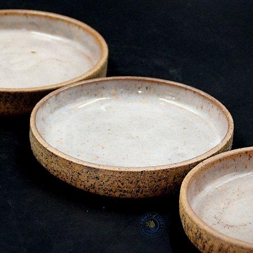 Twists of Life, Tapas Plates, Small Plates, Dessert Plates, Side Plates, Handmade Plates, Handmade in Singapore