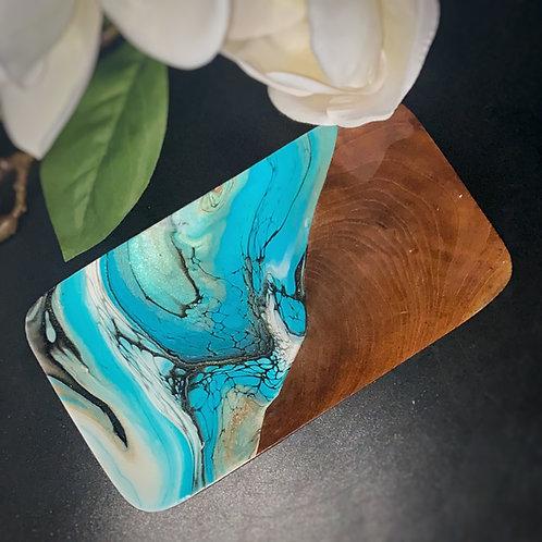 Art on Teak - Tugu Tray Small