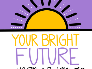 Find Your Bright Future podcast on Spotify and Amazon.