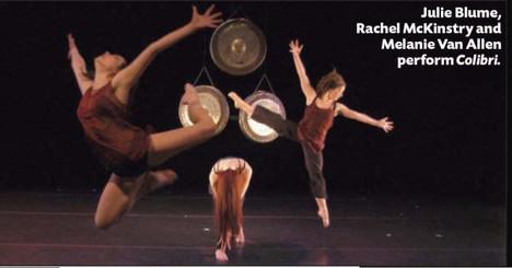 "Dance Teacher Magazine ""Mighty Michigan"""