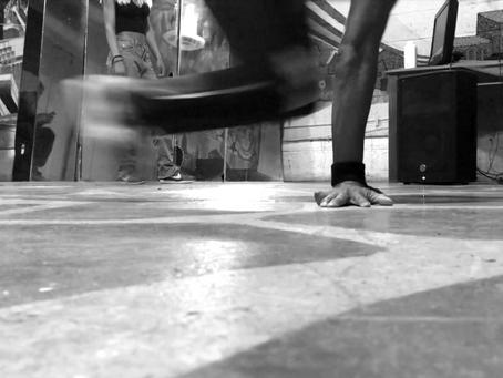 Detroit Jit: Powdered Footwork
