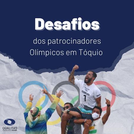 Os desafios dos patrocinadores olímpicos em Tóquio