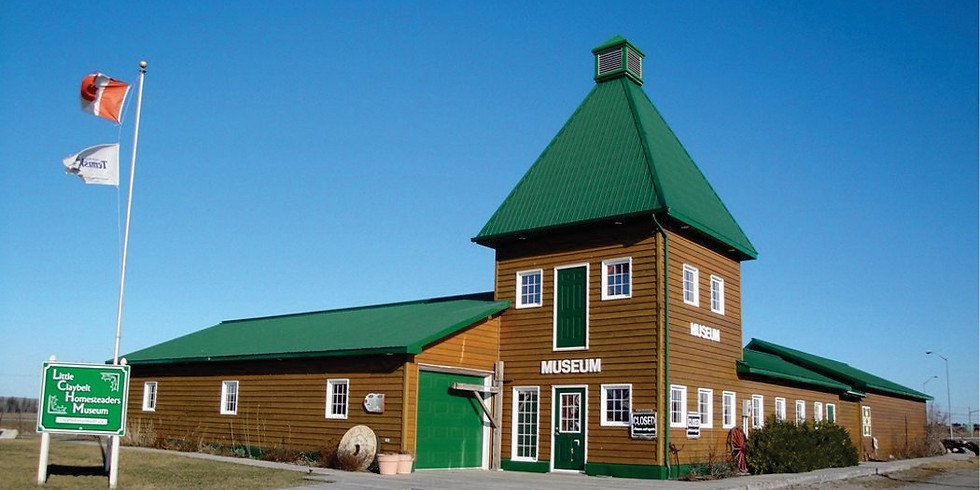 The Little Claybelt Homesteaders Museum