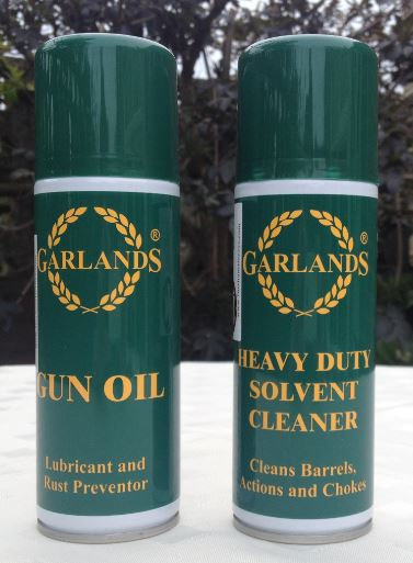 Gun Oil & Heavy Duty Cleaning Solvent