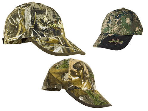 Swedteam Camouflage Baseball caps