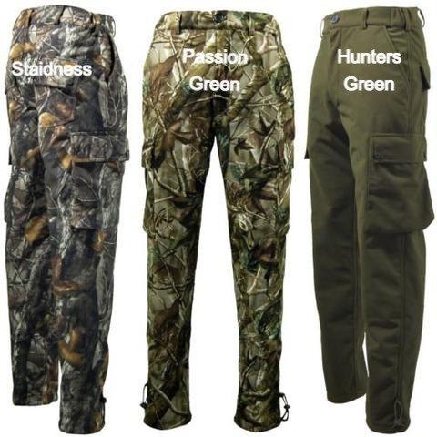 Tecl Wood, Stealth Waterproof Trousers