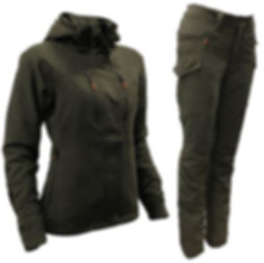 Game - Elise Jacket & Trousers, Hunting, Shooting cothing from Durham Decoys