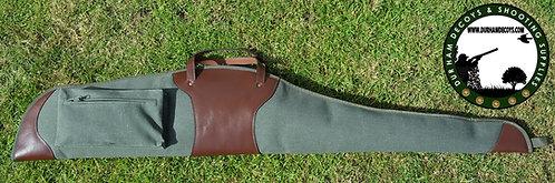 Canvas Rifle Slip - Foam Padded