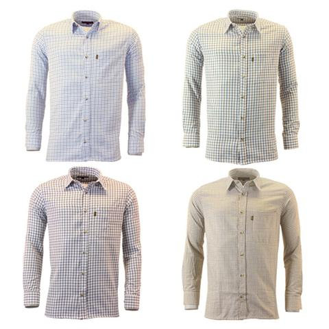 Game Tattersall Shirt in Various Colours, available now from Durham decoys & Shooting Supplies