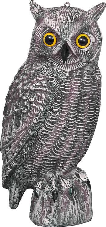 Long Eared Owl Decoy - 41cm