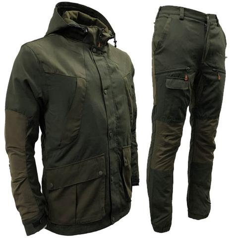 New In - Game - Scope Jacket & Trouser set, another great but reasonably priced Shooting Clothing from Durham Decoys