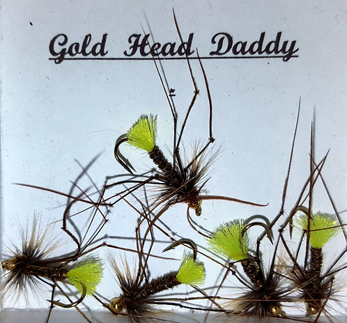 Gold Head Daddy