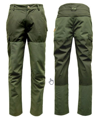 Game Excel Ripstop, waterproof, breathable trousers
