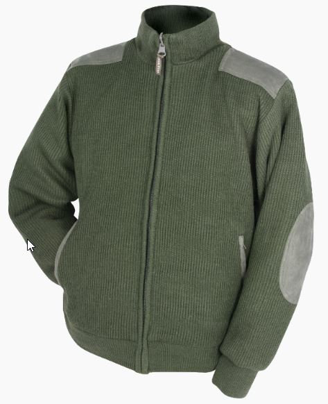 Jack Pyke Countryman Jumper, reversible, available from Durham decoys & Shooting Supplies