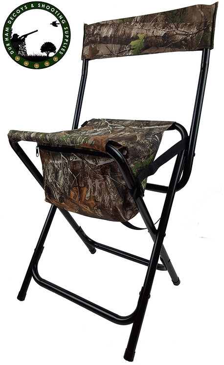Hide Chair with Storage