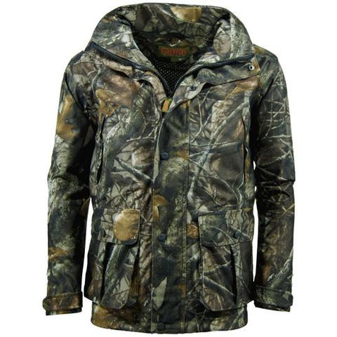 Game Stealth Jacket-Staidness Camo' - XXL