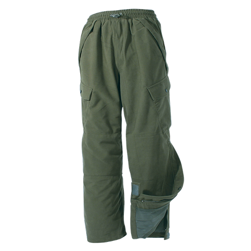 Hunters trousers, Jack Pyke, Polyester brushed tricot with layered membrane