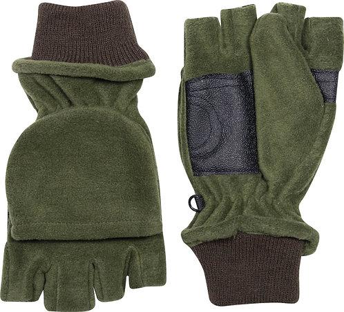 Fleece Shooters Mitts/Fingerless
