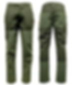 GAME - Excel Ripstop Trousers, Durham Decoys