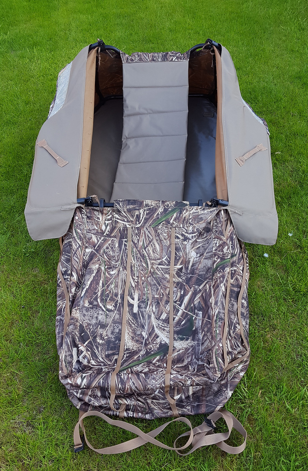 Waterproof layout blind, available from www.durhamdecoys.com