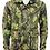 Stormkloth lightweight waterproof country camo deluxe jacket