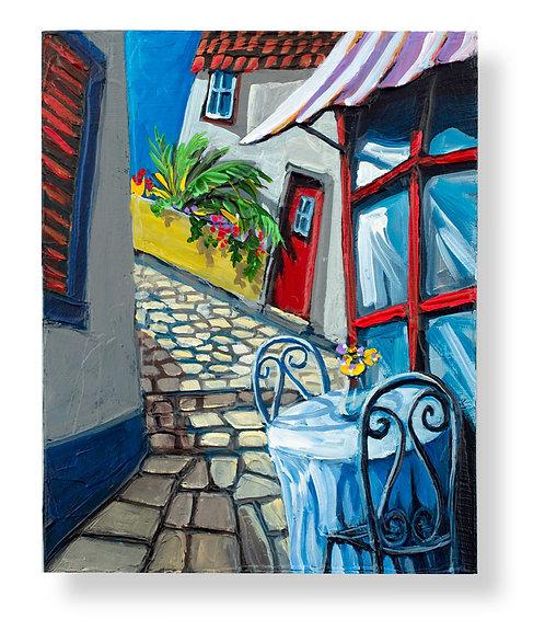 10x8 Original Painting #129