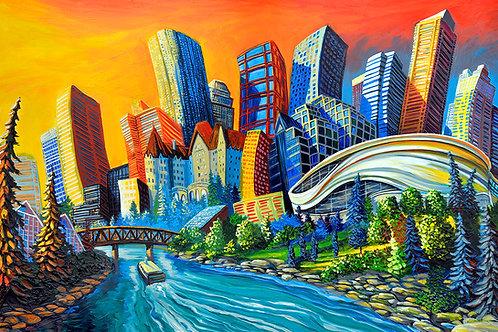 Vivid Edmonton