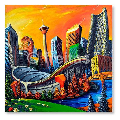 Vivid Calgary