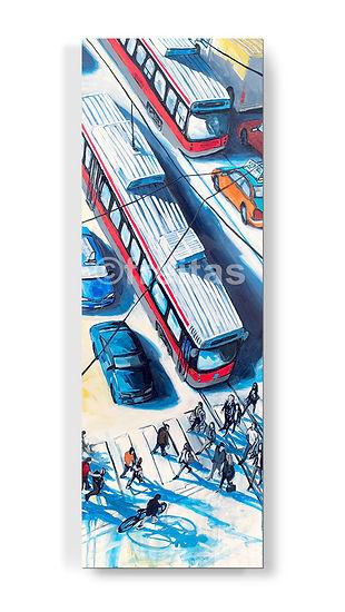 freitas-pop-art-toronto-steetcars-commut
