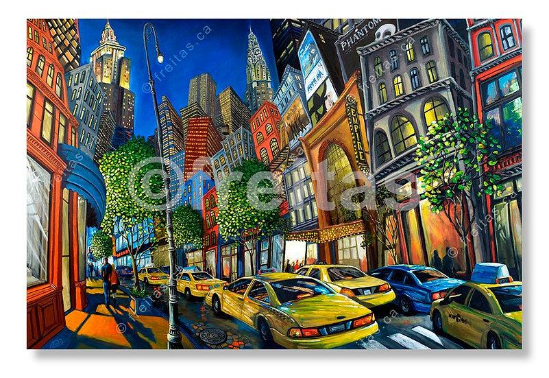 NEW - On Broadway