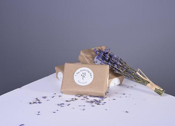 Lavender and Chamomile goats milk soap bar