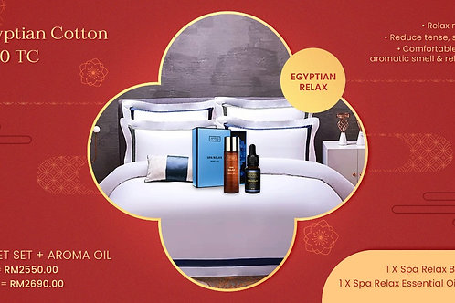 Aroma Relax With Bicolore Grey