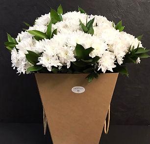 Букет хризантем Craft and Flowers