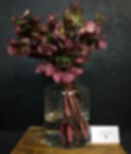 Хелеборус букет. Закажите букет морозника с доставкой в цветочной мастерской Craft and Flowers.