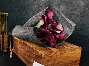 Каллы, заказать цветы с доставкокой, купить букет из калл, Craft and Flowers