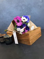 Анемоны, купить анемоны, букеты craft and flowers