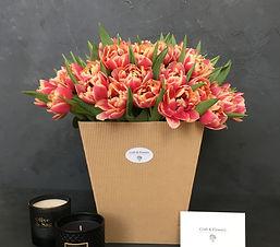 Самые свежие цветы с доставкой на дом