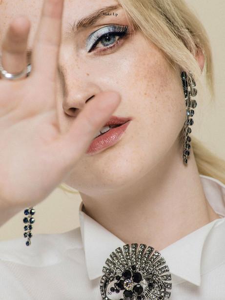 Kristen Wicce, beauty