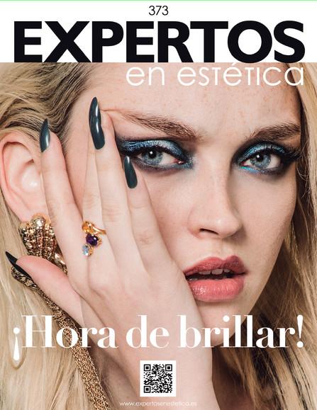 Kristen Wicce, beauty cover