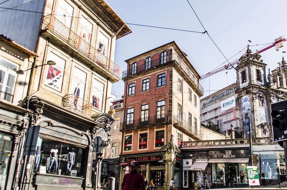 Porto, Portugal by Kristen Wicce