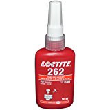 LOCTITE 262 (250 ML), frenafiletti, media resistenza