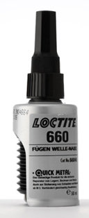 LOCTITE 660 (50 ML), Quick Metal bloccante alta resistenza