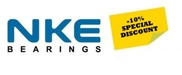 A settembre sconto speciale sui cuscinetti NKE! Special september discount on NKE bearings!
