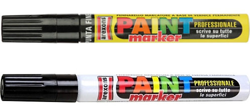PAINT MARKER (marcatore per metalli)